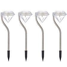 Luxform Set of 4  Diamond Lights