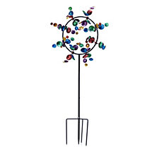 Plow & Hearth Jubilee Garden Wind Spinner
