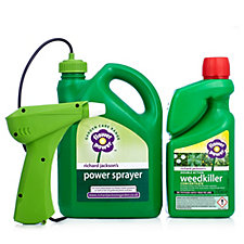 Richard Jackson Power Sprayer & Weedkiller Kit