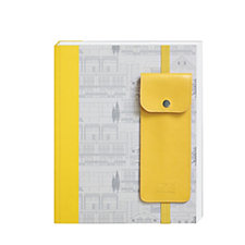 Mini Moderns Notebook with Pen Holder