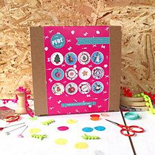 The Make Arcade 12 DIYs of Christmas Kit