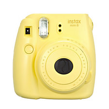 Fujifilm Instax Mini 8 Instant Camera with 10 Shots and Case
