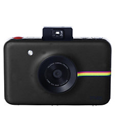 Polaroid Snap Instant Print Digital Camera with 8GB SD Card & 30pg's Zink Paper