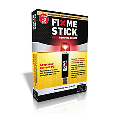 FixMeStick Special Edition Lifetime Virus Removal for 3 Windows PCs
