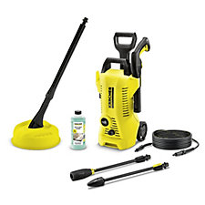 509645 - Karcher K2 Full Control Home Pressure Washer with Accessories