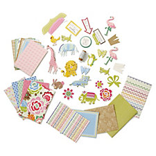 Anna Griffin Playful Pieces  150 Piece Card Making Kit