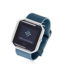 Fitbit Blaze Activity & Sleep Fitness Watch with PurePulse Heart Rate Monitor