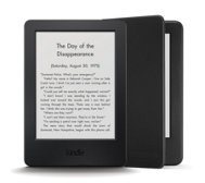 "Amazon Kindle 6"" WiFi eReader with Glare-Free Touch Display & Protective Case"
