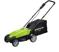 Greenworks 40V Cordless Lawnmower with 2 x 40V Batteries & Gardening Gloves