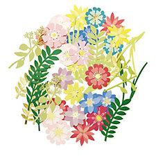 Anna Griffin Paper Blooms Flower Kit
