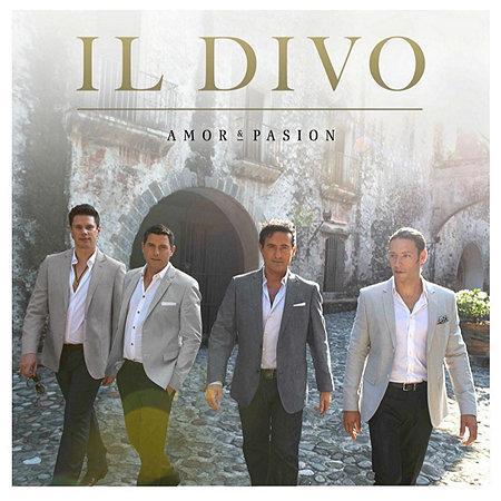 Il divo amor pasion cd album 507349 for Il divo cd