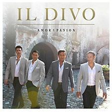 Il Divo Amor & Pasion CD Album