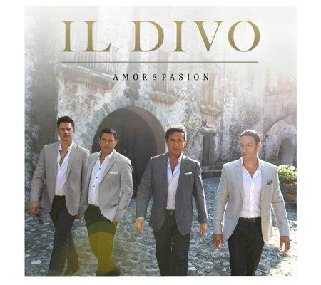 Il divo amor pasion cd album - Il divo christmas album ...