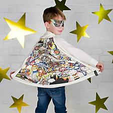 Selfie Clothing Superhero Cape