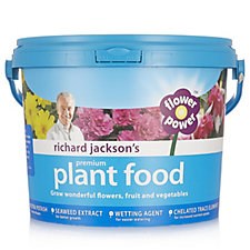 Richard Jackson's 2.8kg Flower Power Premium Plant Food
