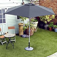Garden Reflections 2.7m LED Light Umbrella
