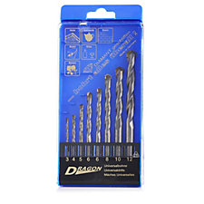 Langdon's 8 Piece Universal Drill Bit Set