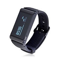 Withings Pulse Ox Activity, Sleep & HR Monitor w/ Additional Leather Wristband