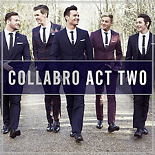 Collabro Act Two CD Album