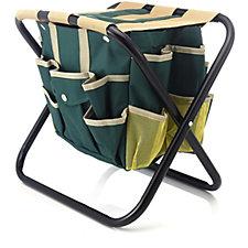 Grumpy Gardener Foldable Garden Seat & Tool Bag