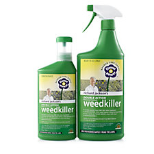 Richard Jackson's Weedkiller 500ml Concentrate with 1 Litre Spray