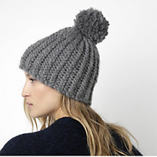 Wool and The Gang Happy Daze Bobble Hat Kit w/ Needles