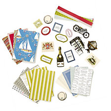 Anna Griffin All About Him 190 Piece Card Making Kit