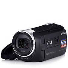 Sony HDRPJ410 Full HD Camcorder with Built in Projector Case & 8GB SD Card