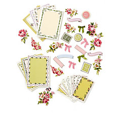 Anna Griffin Pretty Paintings 260 Piece Card Making Kit