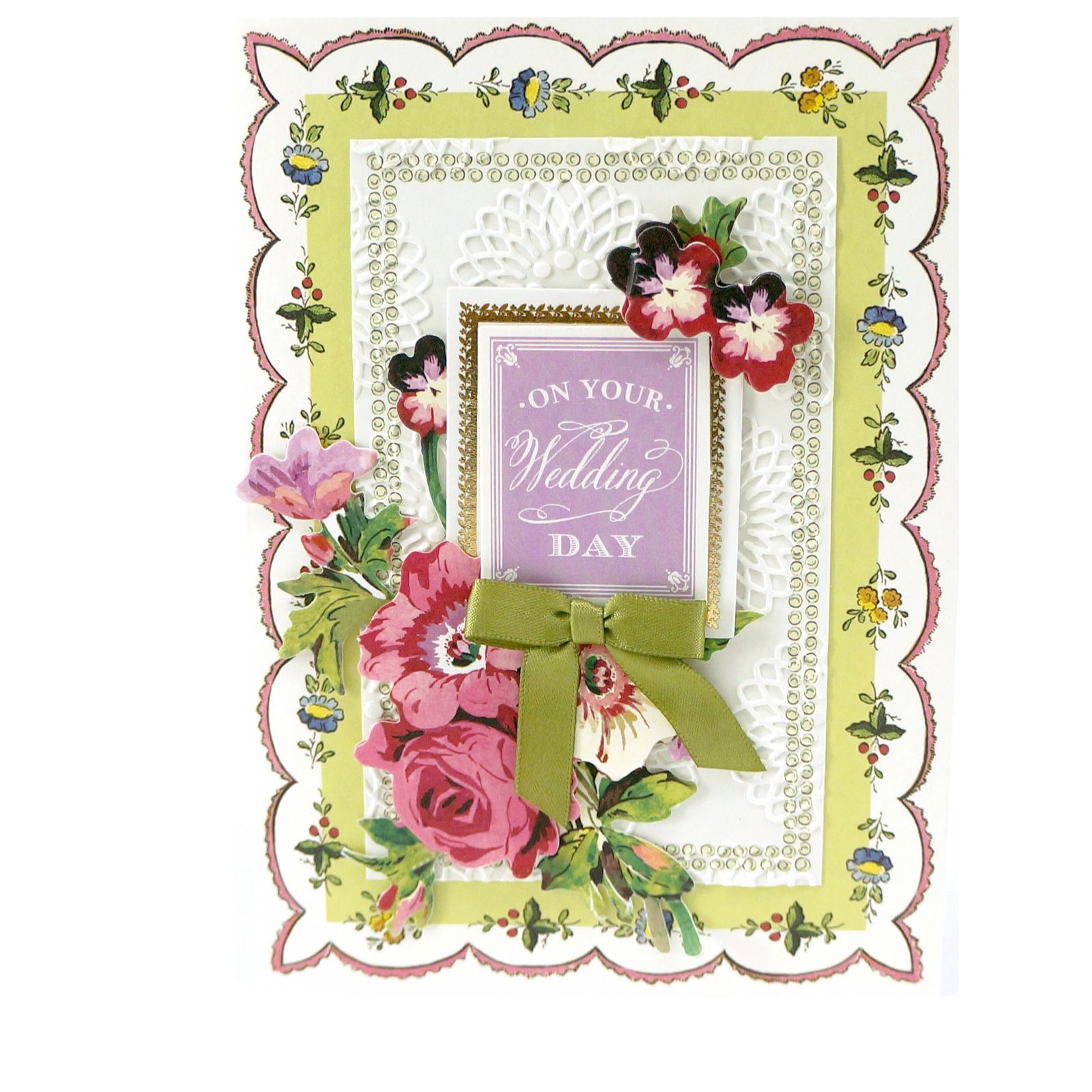 Qvc Card Making Ideas Part - 20: Anna Griffin Pretty Paintings 260 Piece Card Making Kit - QVC UK