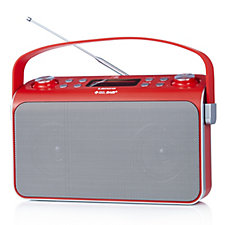 Lenco Lucille Retro DAB/FM Radio with Bluetooth & NFC