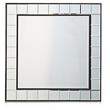 JM by Julien Macdonald Safari Square Wall Mirror