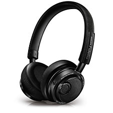 Philips M2BTBK Fidelio Wireless Bluetooth Headphone