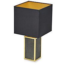 509562 - JM by Julien Macdonald Safari Snake Effect Table Lamp