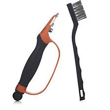Langdon's 6 in 1 Sharpening Tool & Wire Brush
