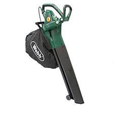 509064 - Webb 260 Km/h Garden Blow Vacuum with 45 litre bag