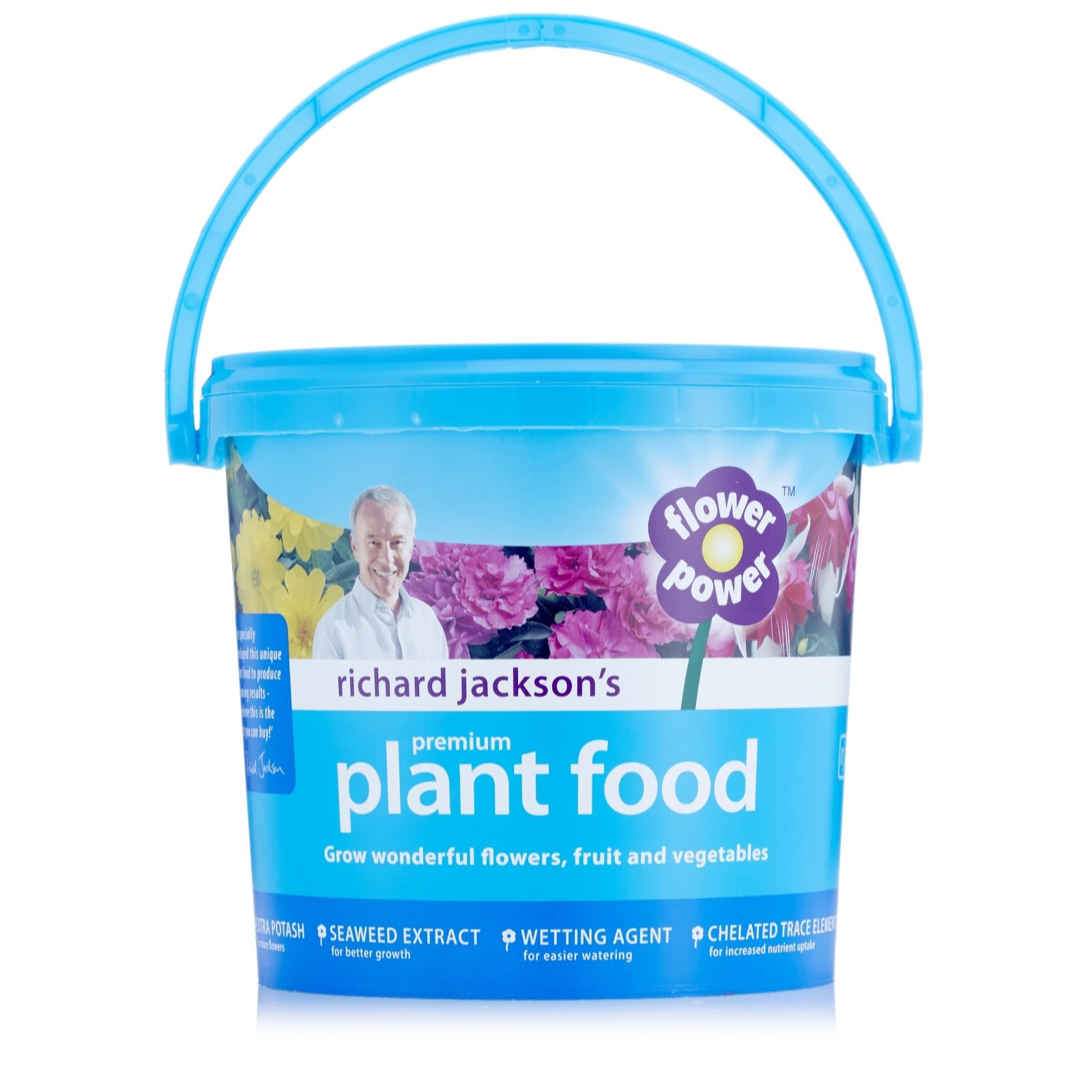 Richard Jacksons 115KG Flower Power Premium Plant Food QVC UK