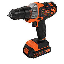 506567 - Black & Decker 18v Multievo Multi-Tool Drill with 4 Attachment Kit