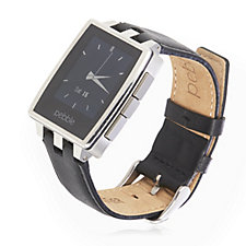 Pebble Steel Smart Watch with Instant Wrist Notifications