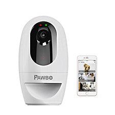 513568 - Pawbo+ Wireless Interactive Pet Camera with Pet Treats