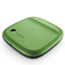 508569 - Seagate 500GB Wireless Portable Mobile Hard Drive