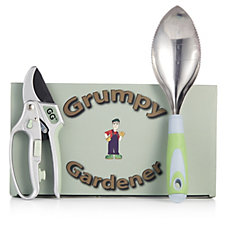 Grumpy Gardener 2 in 1 Secateurs & Garden Multi Tool Set
