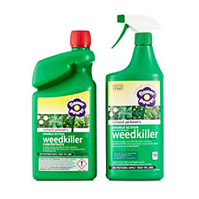 Richard Jackson's 1L Ready to Use Weedkiller & 1020ml Concentrate