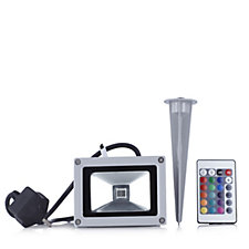Luxform Colour Changing Spot Light with Remote Control