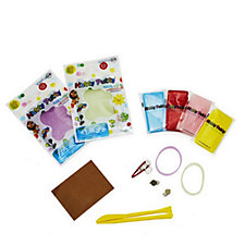 Nutty Putty Make Your Own Accessory Set with 2 Bonus Colour Zippers