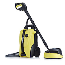 508676 - Karcher Silent Pressure Washer with Accessories
