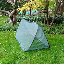 GardenSkill Set Of 2 Pop Up Triangle Cloche Nets