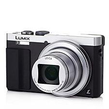 Panasonic TZ70 12MP WiFi Camera with 30x Zoom & Case & Battery
