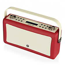 507978 - VQ Hepburn II DAB/FM Radio & Bluetooth Speaker with Rechargeable Battery