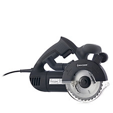 Elektro Maschinen Twin Bladed Power Saw with Counter Rotating Blades